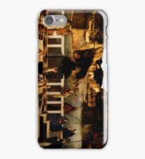 Holy Allegory (Sacred Allegory) 1490 - 1499 Giovanni Bellini iPhone Case/Skin