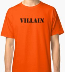 villain2 Classic T-Shirt