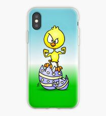 Easter Chick iPhone Case