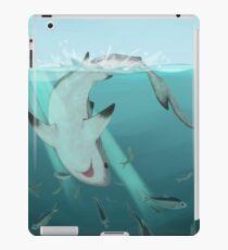Silly Shark iPad Case/Skin
