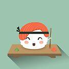 Herr Sushi von meowsic