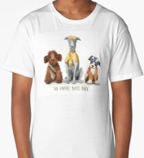Rebel Dogs Long T-Shirt
