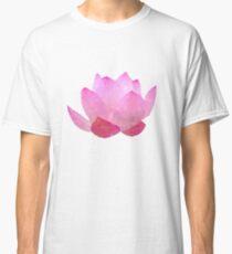 polygonal lotos flower Classic T-Shirt