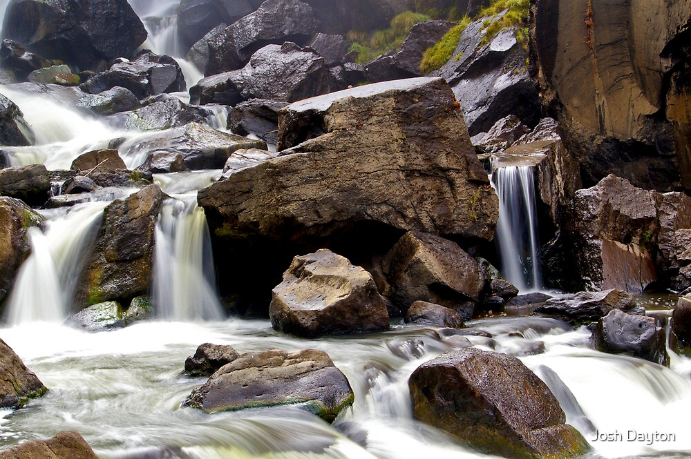 Clear Creek Falls by Josh Dayton