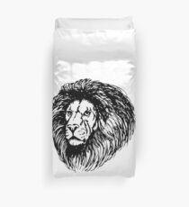Dandy Lion Duvet Cover