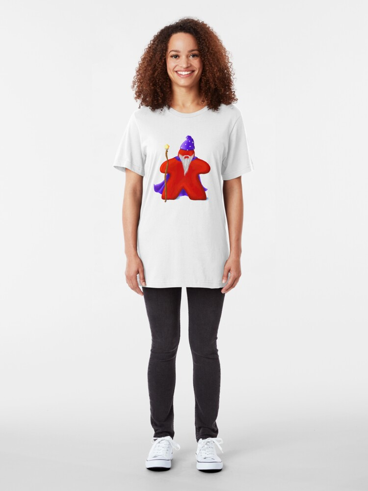 Alternate view of Wizeeple Slim Fit T-Shirt