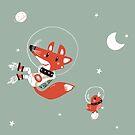 « Spacefox » par BabyKarot