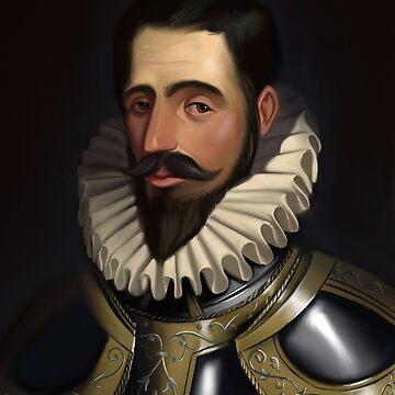 Luis Pachedo de Narváez by RuiFerreira