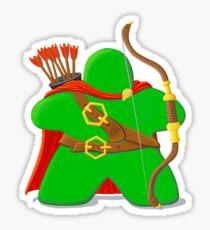 Ranger Meeple Sticker