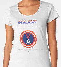 MAJORVOICEACTOR Women's Premium T-Shirt