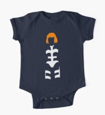 The Fifth Element - Leeloo silhouette Kids Clothes