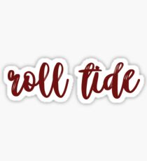 Roll Tide - Alabama Sticker