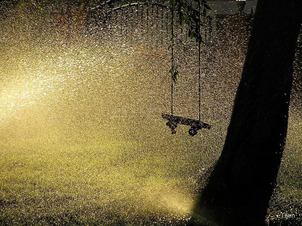 summer evening dreaming by Tijen