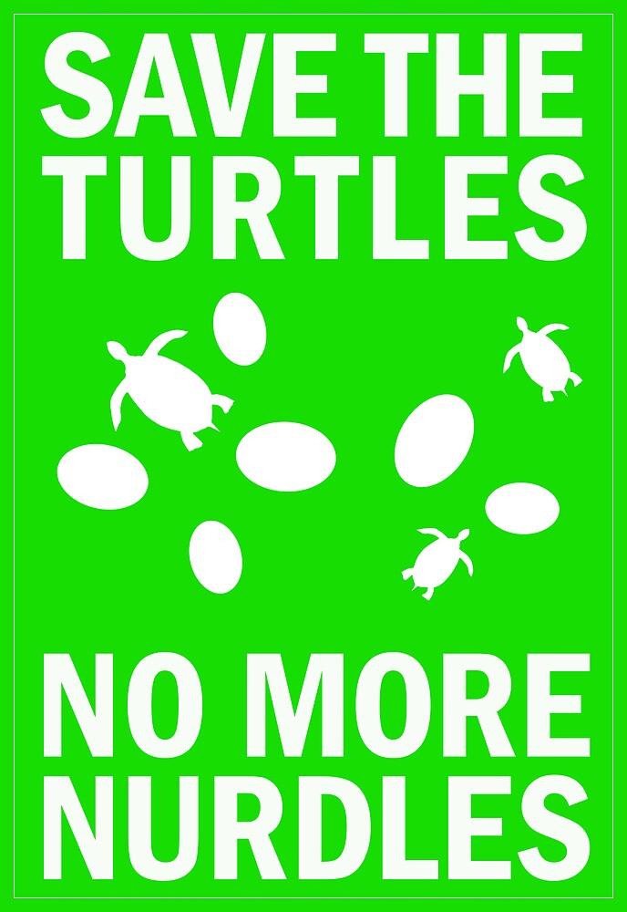Save the Turtles by benjaminltaylor