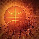 Grunge Basketball von AnnArtshock