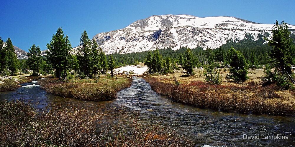 Yosemite High Country by David Lampkins