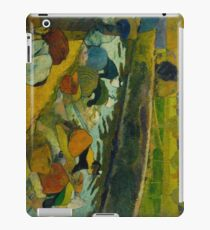 Washerwomen 1888 Paul Gauguin iPad Case/Skin