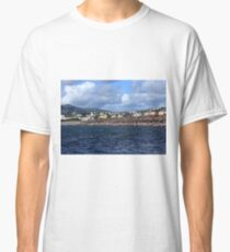 Irish Seaside Village Co Kerry Classic T-Shirt