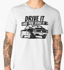 Drive it - fastback Men's Premium T-Shirt