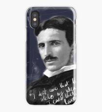 Nikola  iPhone Case/Skin