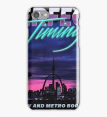 NAV METRO BOOMIN PERFECT TIMING iPhone Case/Skin