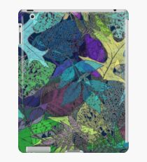 Deciduous Delight Number Two iPad Case/Skin