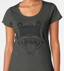 Noodle Bear Face Women's Premium T-Shirt