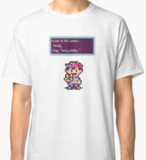 Earthbound Fuzzy Pickles Classic T-Shirt