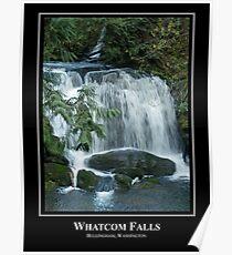 Whatcom Falls Poster