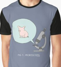 microscopig Graphic T-Shirt