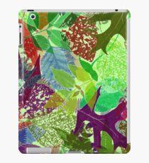 Deciduous Delight Number Three iPad Case/Skin