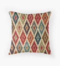 Baklava Pattern Throw Pillow