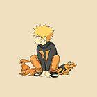 Naruto by PizzaStevie