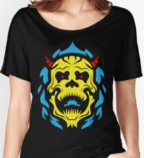 Demon Skull Women's Relaxed Fit T-Shirt
