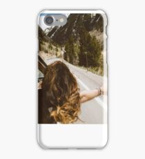 Road Trip Polaroid iPhone Case/Skin