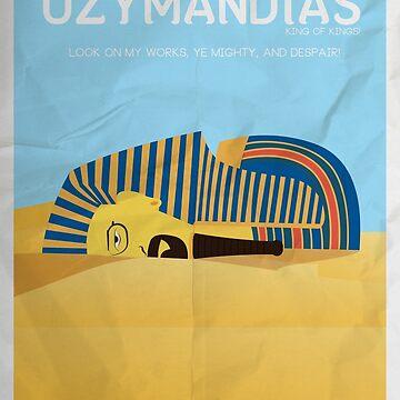 Ozymandias by mzneg