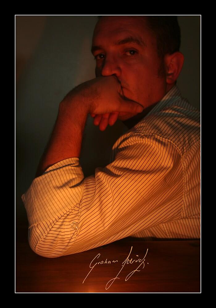 Self Portrait - Graham Ettridge by Graham Ettridge