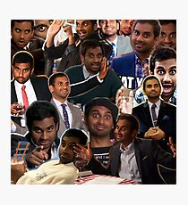 Tom Haverford - Parks & Recreation Photographic Print