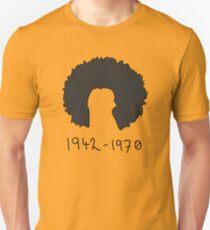 Jimi Hendrix Tribute: 1942 - 1970 T-Shirt