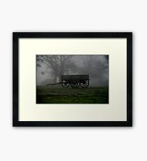 Paint Your Wagon Framed Print