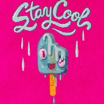 Stay Cool Popsicle by nate-bear