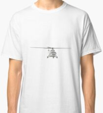 Russian Mi-8 helicopter Classic T-Shirt
