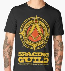 Dune SPACING GUILD Men's Premium T-Shirt