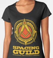 Dune SPACING GUILD Women's Premium T-Shirt