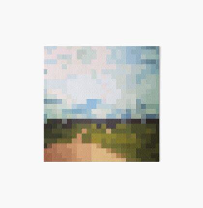 Digital Landscape #6 Art Board