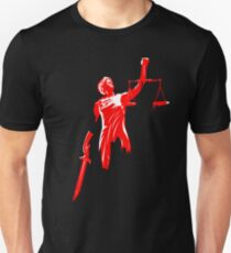 Athene Justice T-Shirt