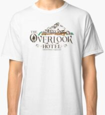 Overlook Hotel - The Shining Colour Winter Classic T-Shirt
