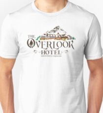 Overlook Hotel - The Shining Colour Winter T-Shirt