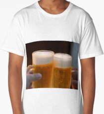 Beers Clinking Long T-Shirt