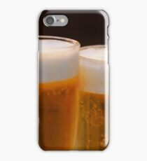 Beers Clinking iPhone Case/Skin